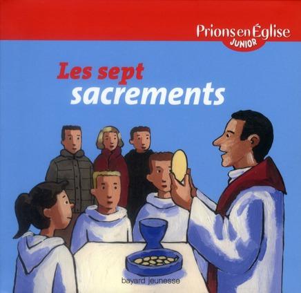 SEPT SACREMENTS (LES) - PEEJ - (2012)