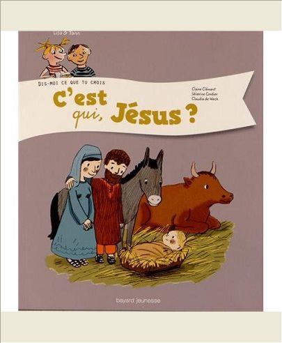 C'EST QUI, JESUS ?