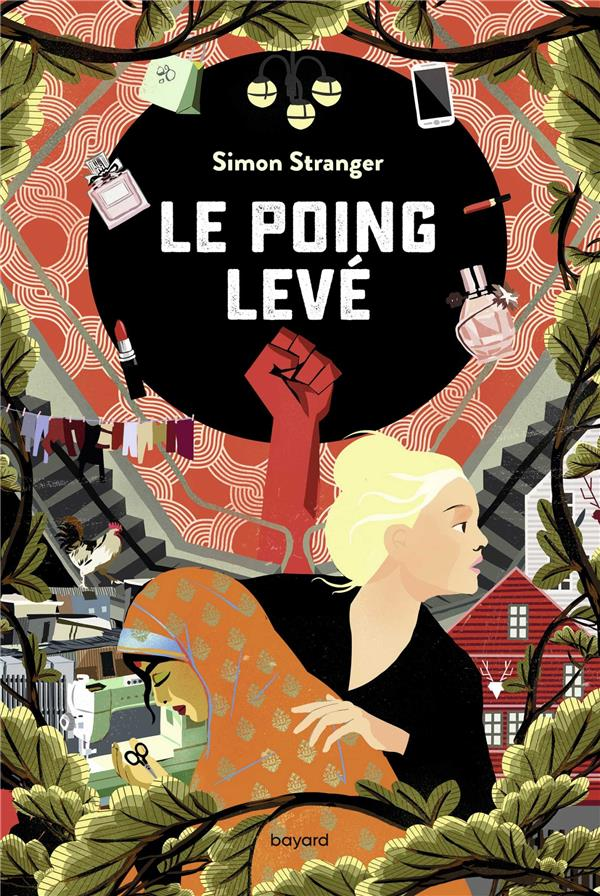 LE POING LEVE
