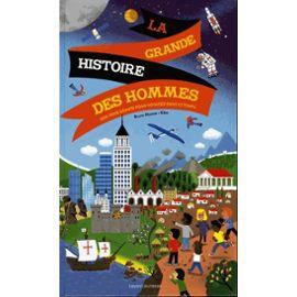 LA GRANDE HISTOIRE DES HOMMES