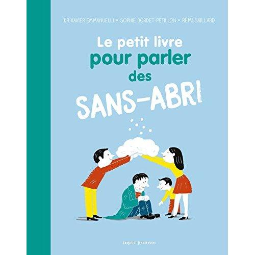 LE PETIT LIVRE POUR PARLER DES SANS-ABRI