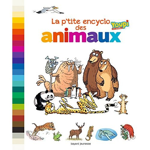 LA P'TITE ENCYCLO DES ANIMAUX
