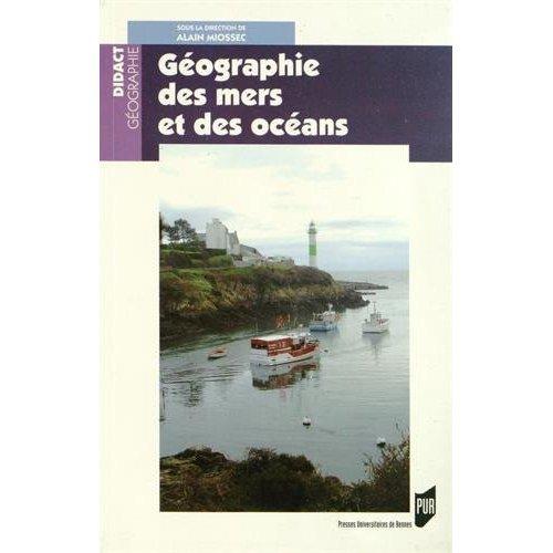 GEOGRAPHIE DES MERS ET DES OCEANS