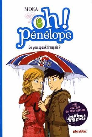 OH ! PENELOPE - DO YOU SPEAK FRANCAIS ? - TOME 5