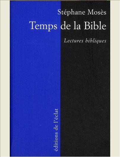 TEMPS DE LA BIBLE - LECTURES BIBLIQUES
