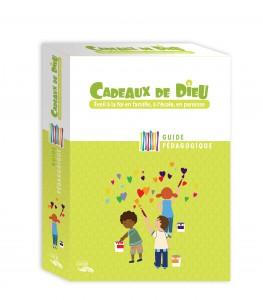 CADEAUX DE DIEU - GUIDE PEDAGOGIQUE - EDITIONS CRER