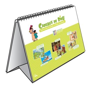 CADEAUX DE DIEU - CHEVALET ILLUSTRE - EDITIONS CRER