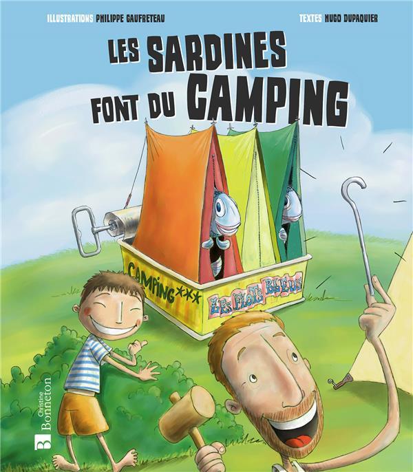 SARDINES FONT DU CAMPING