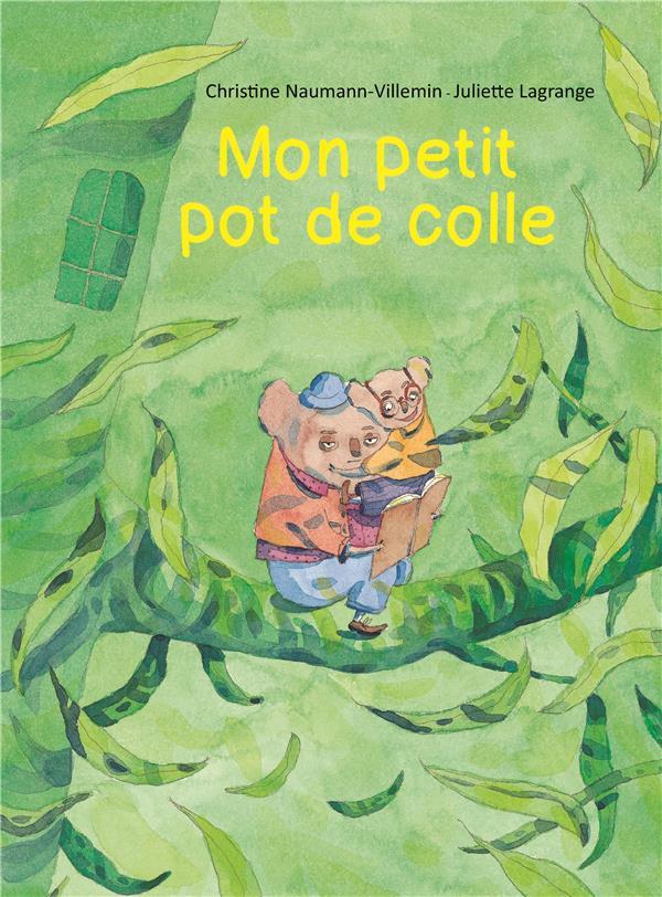 MON PETIT POT DE COLLE