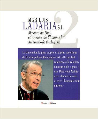 MYSTERE DE DIEU, MYSTERE DE L'HOMME - ANTHROPOLOGIE THEOLOGI