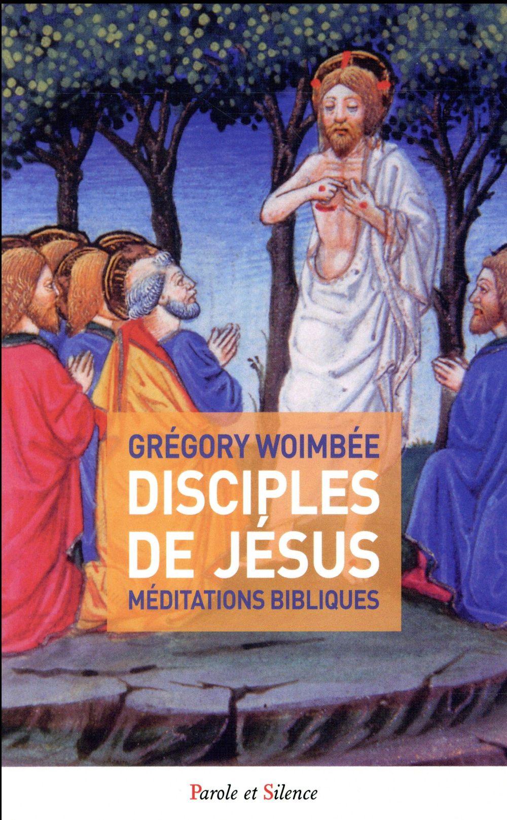 DISCIPLES DE JESUS
