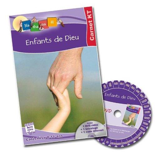 ENFANTS DE DIEU CARNET KT 8-11 ANS