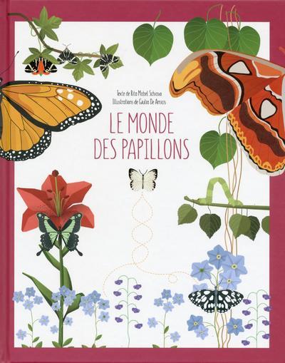 LE MONDE DES PAPILLONS