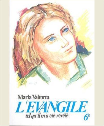 L'EVANGILE TEL QU'IL M'A ETE REVELE -MARIA VALTORTA -T6
