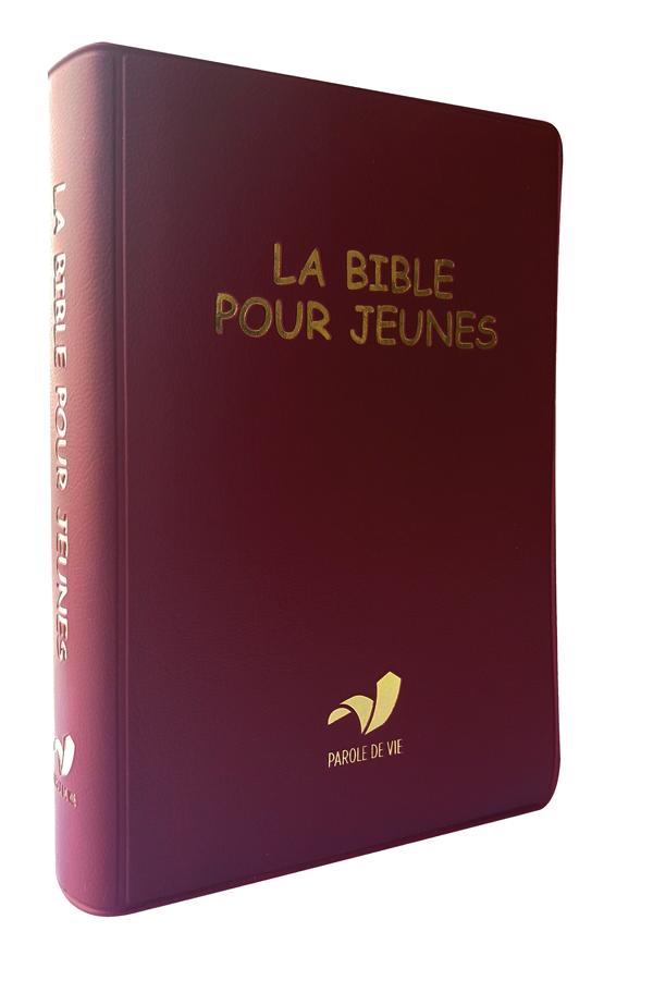 LA BIBLE POUR JEUNES AVEC DC SOUPLE TRADUCTION PAROLE DE VIE
