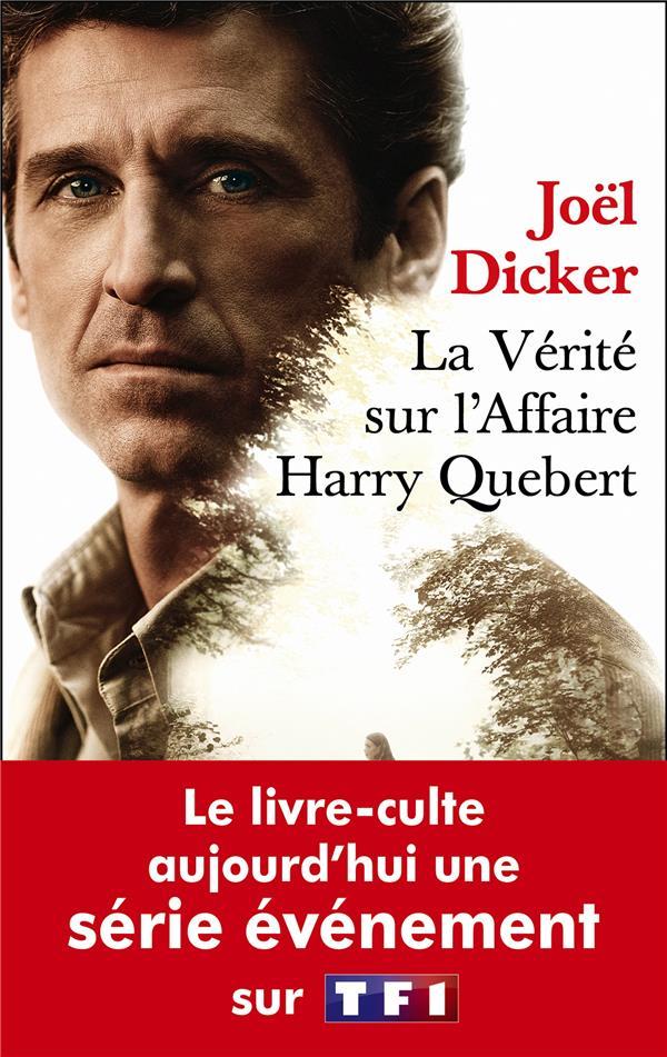 LA VERITE SUR L'AFFAIRE HARRY QUEBERT POCHE SERIE