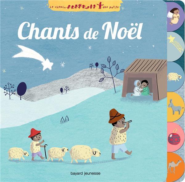 CHANTS DE NOEL  (LIVRE SONORE) NE