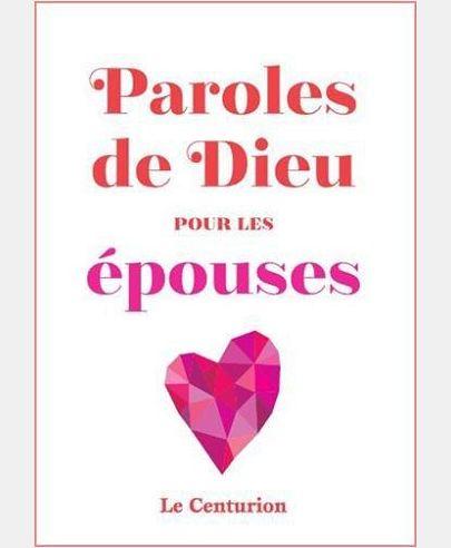 PAROLES DE DIEU POUR LES EPOUSES