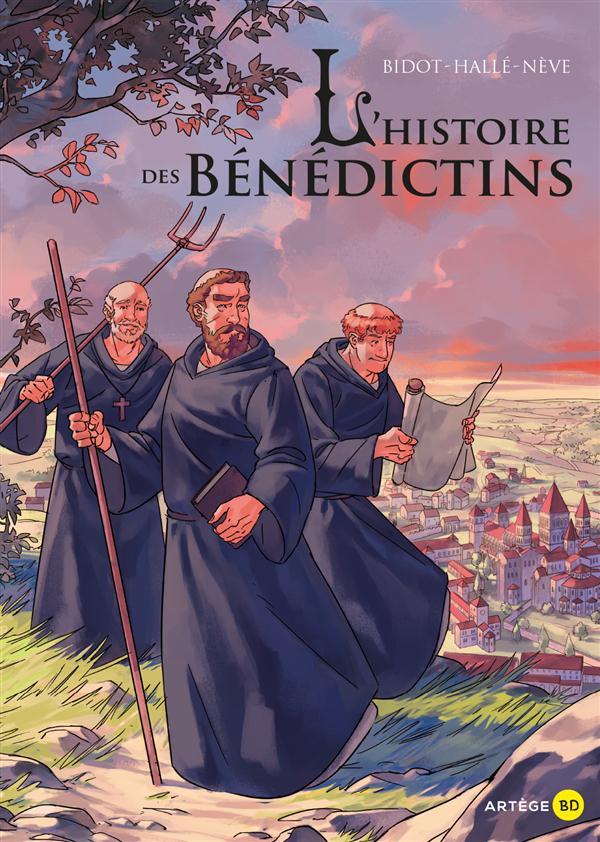 L'HISTOIRE DES BENEDICTINS