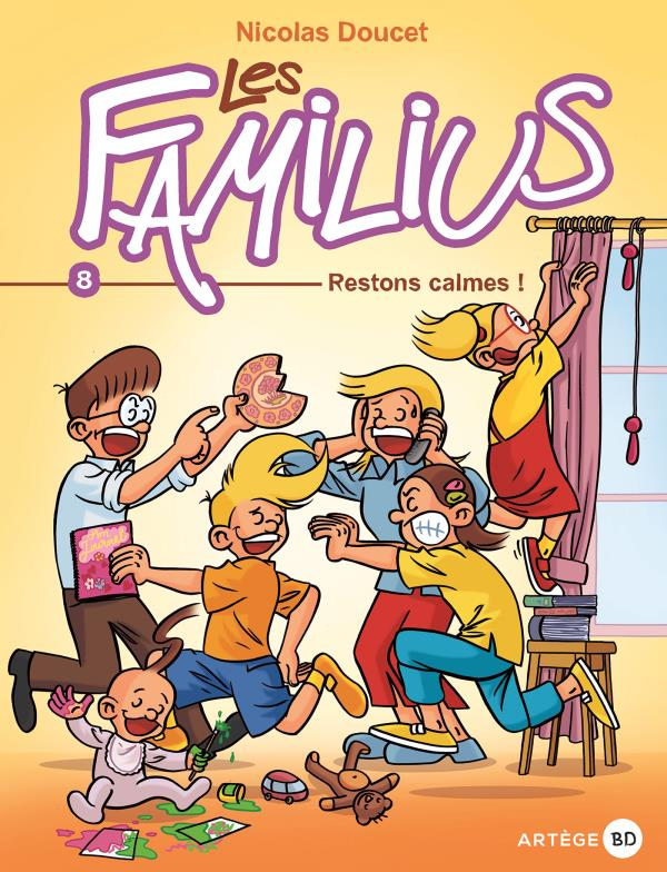 LES FAMILIUS, RESTONS CALMES !
