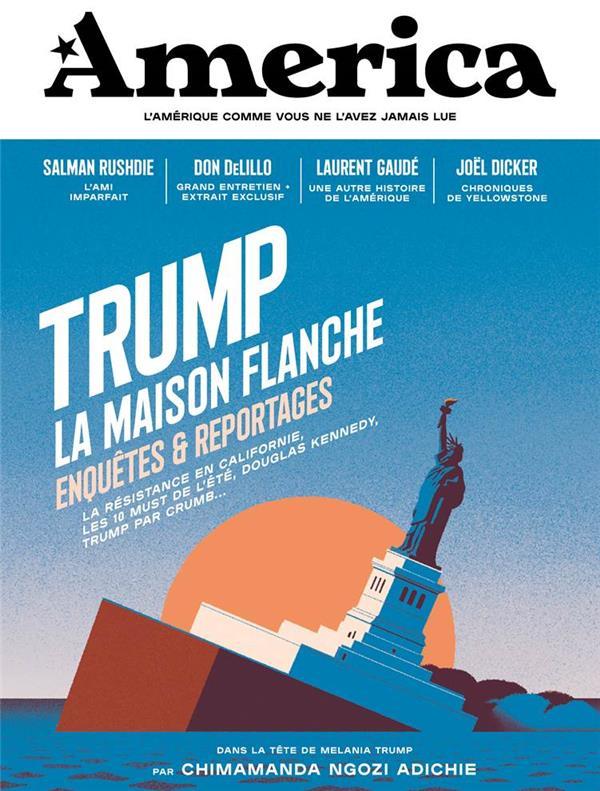 AMERICA - VOL02 - TRUMP LA MAISON FLANCHE